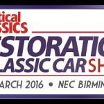 NEC Restoration and Classic Car Show
